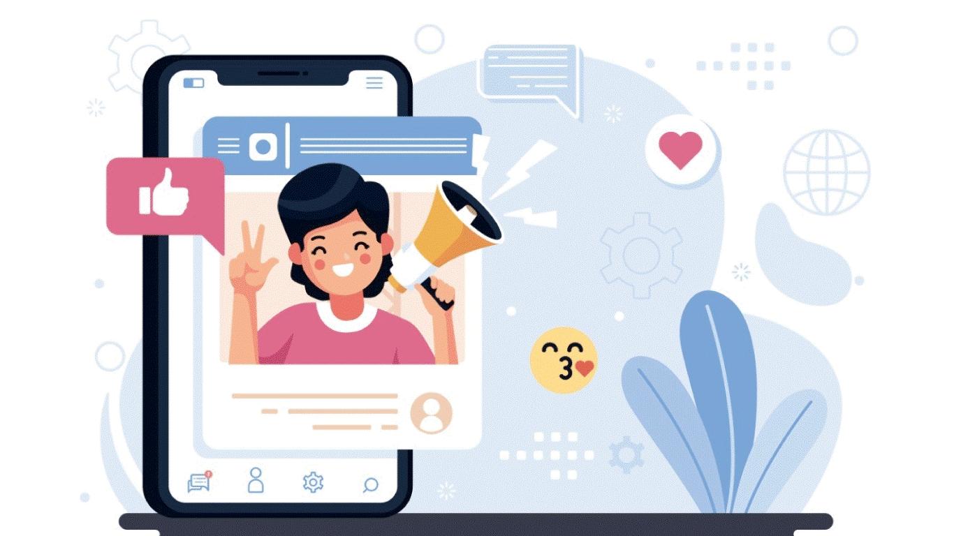 Digital content creation for social media