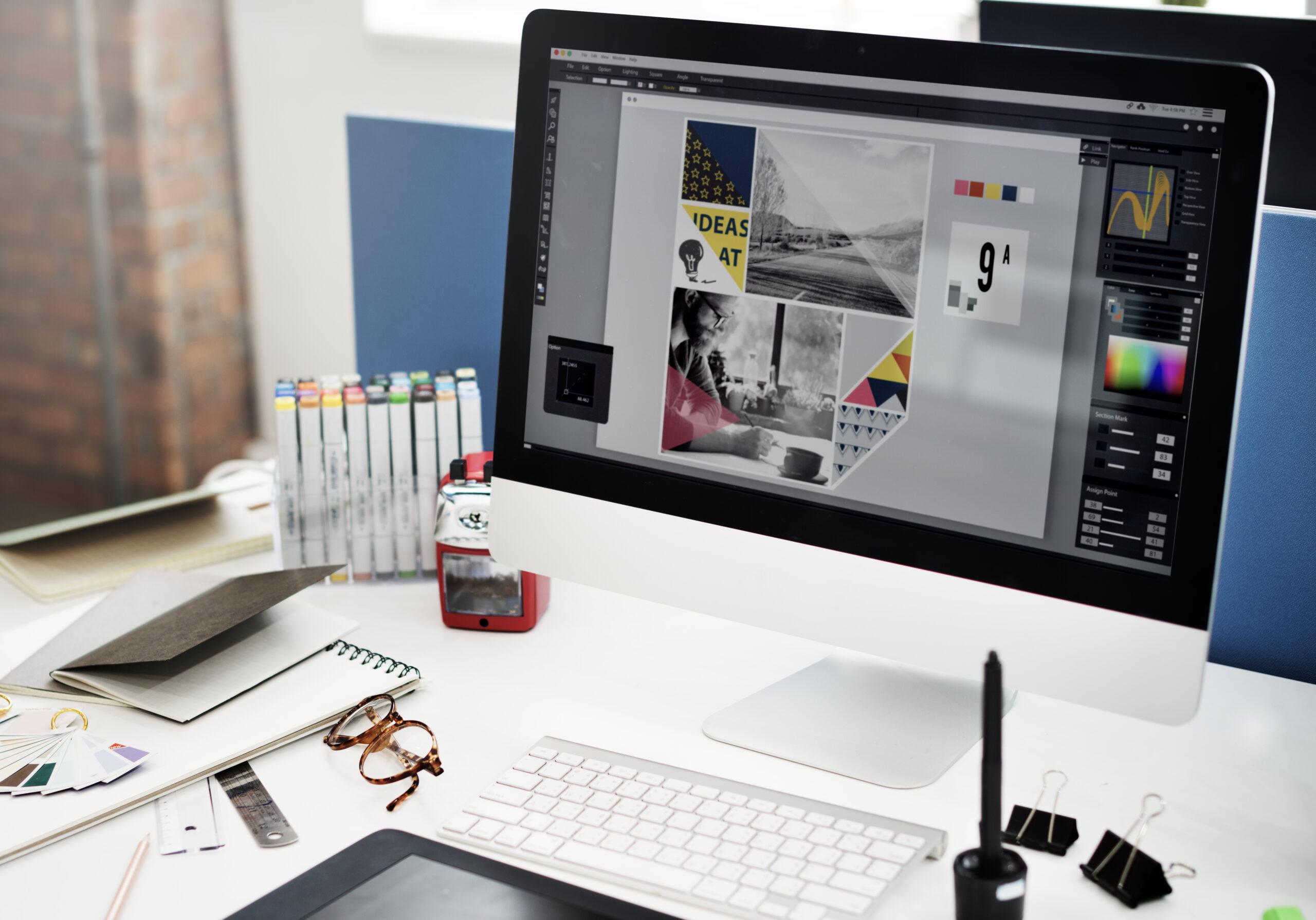 5 خطوات لتصميم شعار احترافي